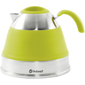 Outwell Collaps Czajnik 2,5l, green